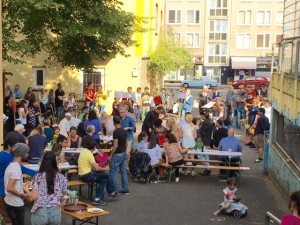Sommerfest 09 07 16