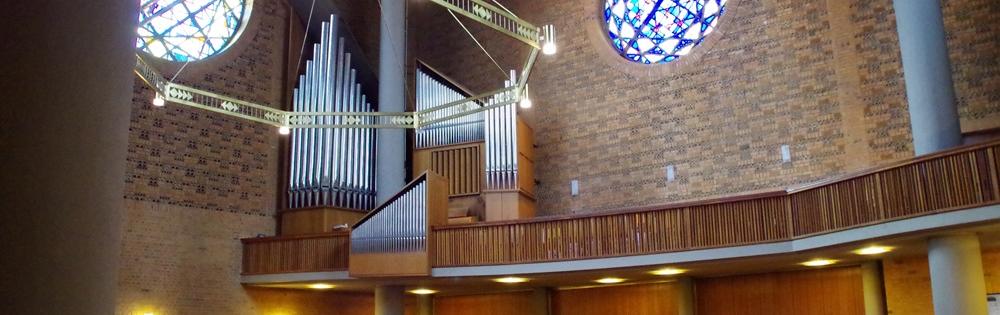 Orgel Markuskirche