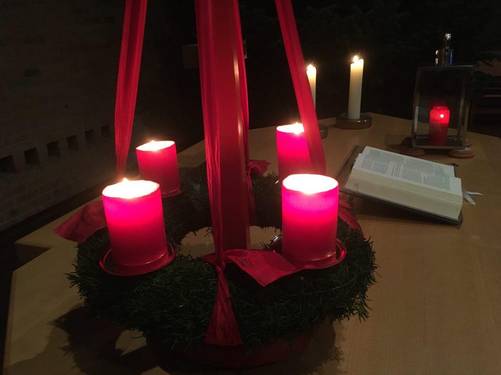 Gottesdienst am 4. Advent zum Lesen und Anhören …