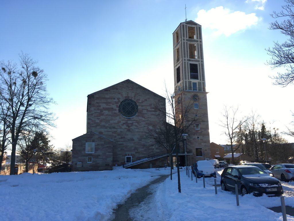 Gottesdienst am 14. Februar 2021 (Estomihi) zum Nachlesen und Anhören